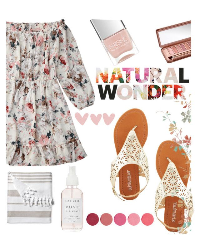"""""""TS May 19th, 2017"""" by buflie ❤ liked on Polyvore featuring Olivia Miller, Nails Inc., Serena & Lily, Urban Decay, Herbivore and Kjaer Weis"""