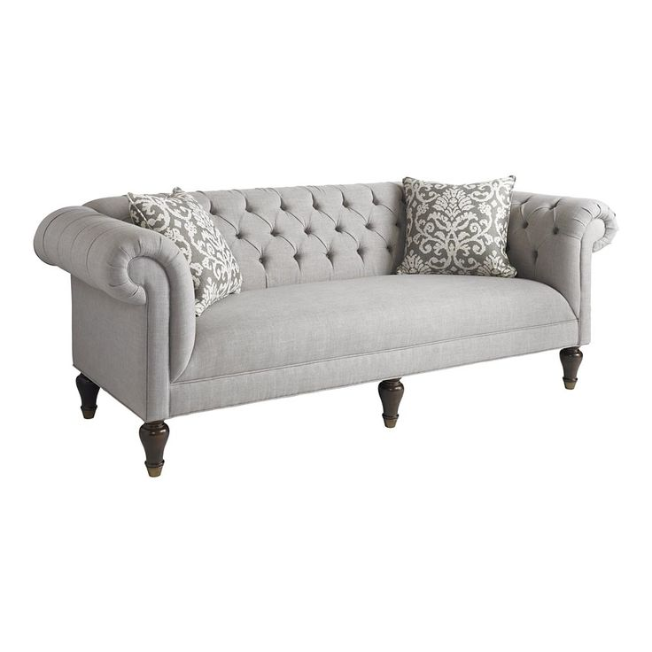 Bassett Chesterfield Sofa - victorian