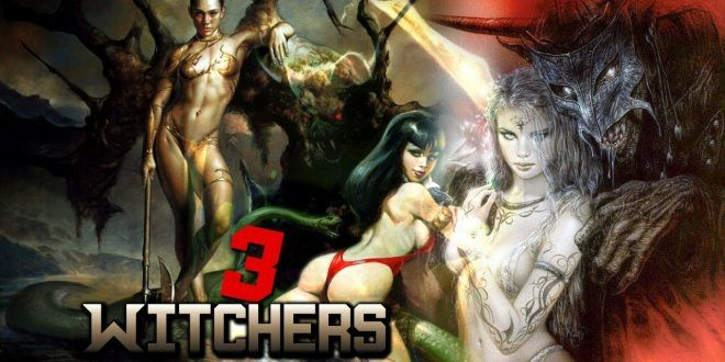 Witchers Hollywood Movie In Hindi Dubbed  Full Horror Action Movie