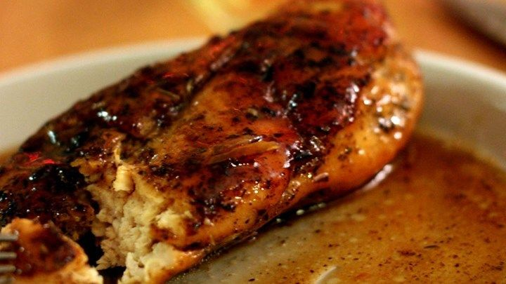 Rosemary Chicken with Orange-Maple Glaze by all recipes: Chicken ...