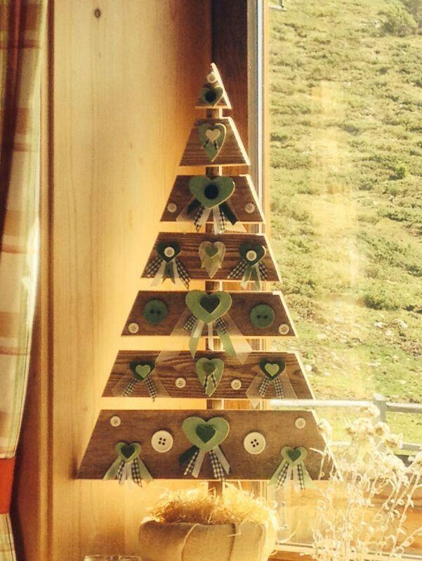 Albero di legno