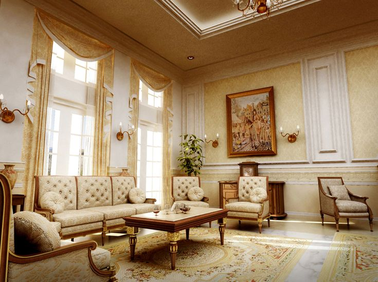 Classic Interior Design With Classic Interior By Aboushady On Interior Good Ideas