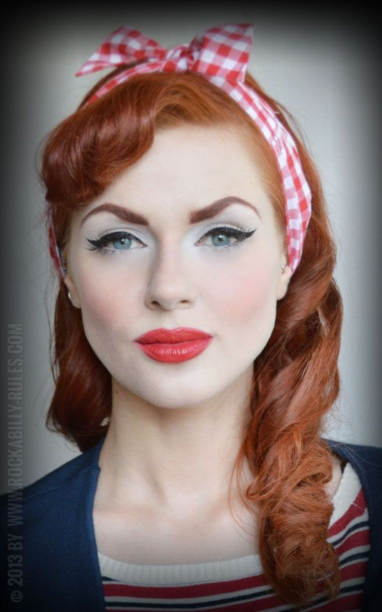 Rumble59 - Hair-Band - different designs - Rockabilly Rules - Onlineshop für Pin Up, Rockabilly und Psychobilly Style