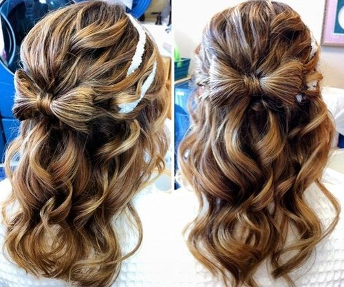 cute hairbow