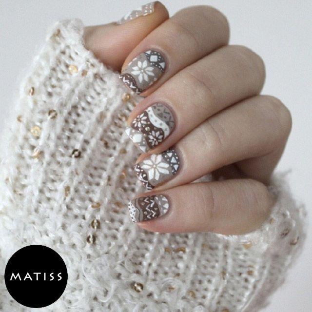 aaaaaa the most beautiful nail art *___*