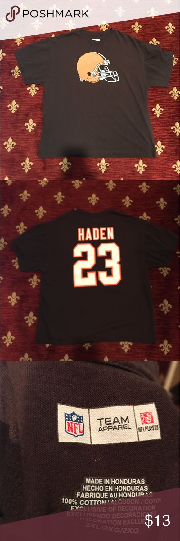 Cleveland Browns Joe Haden Shirt In great condition, 9/10. NFL Shirts Tees - Short Sleeve