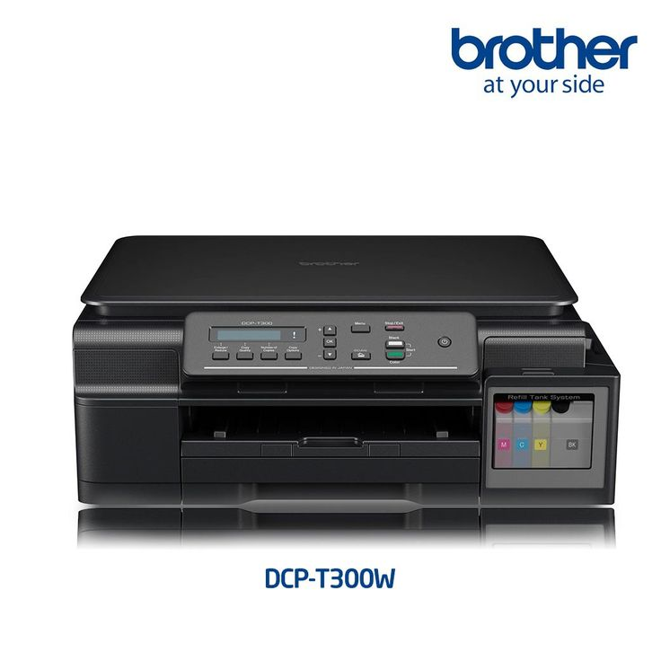 Printer Inkjet BROTHER DCP-T300 Print, Scan & Copy