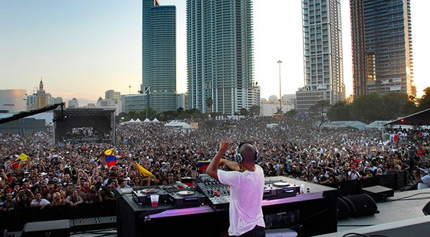 Check out the pictures from the Ultra music festival 2013