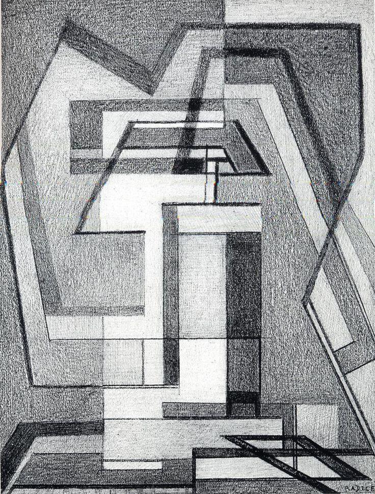 Composizione R.S.,1962 - Collezione privata - Mario Radice ...