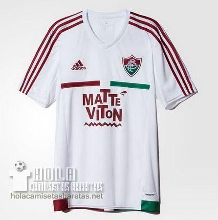 Camiseta Segunda Tailandia Fluminense 2016  €20.5