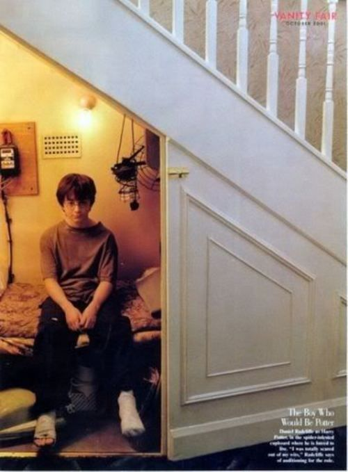 Harry Potter loveMagic, Stairs, Closets, Harrypotter, Wizards, Cupboards, Mtv Cribs, So Funny, Harry Potter Humor