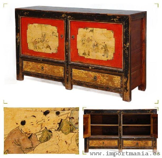 Muebles de decoracin good prevnext with muebles de - Muebles orientales segunda mano ...