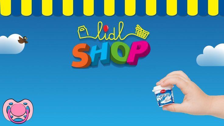 Lidl shop miniaturas surpresa 🛒