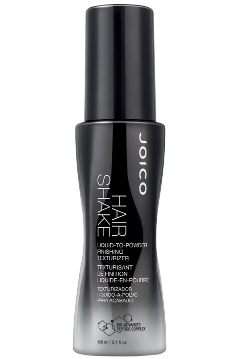 Joico's Hair Shake Liquid-to-Powder Texturizer. See how to use it and 9 other products to anti-age your hair.
