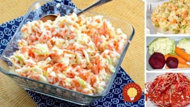 Sbírka 19 nejlepších receptů na FIT saláty, které vás po svátcích dostanou zpět do formy: A zhubnete zdravě!