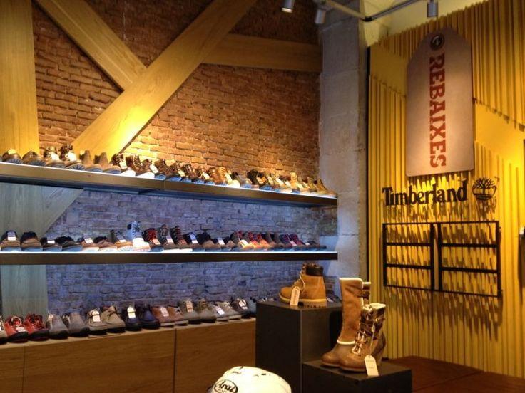 Timberland Store Bcn-Born by CREA
