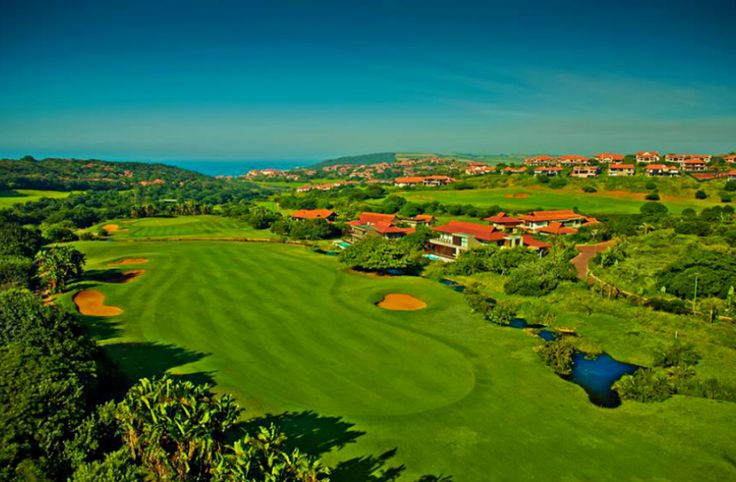 Just what you need! A perfect mix of golf and wildlife... Experience the fantastic Zimbali Golf Estate, then head to Thanda Private Game reserve for an epic safari. Customise your tour & book 100% online, Skype,  toll-free for more info >>
