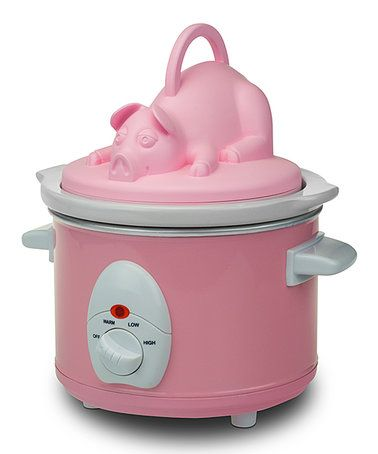 Another great find on #zulily! Bacon Nation Pulled Pork Slow Cooker #zulilyfinds
