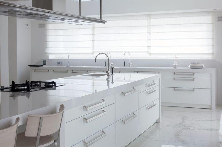 kitchen white design