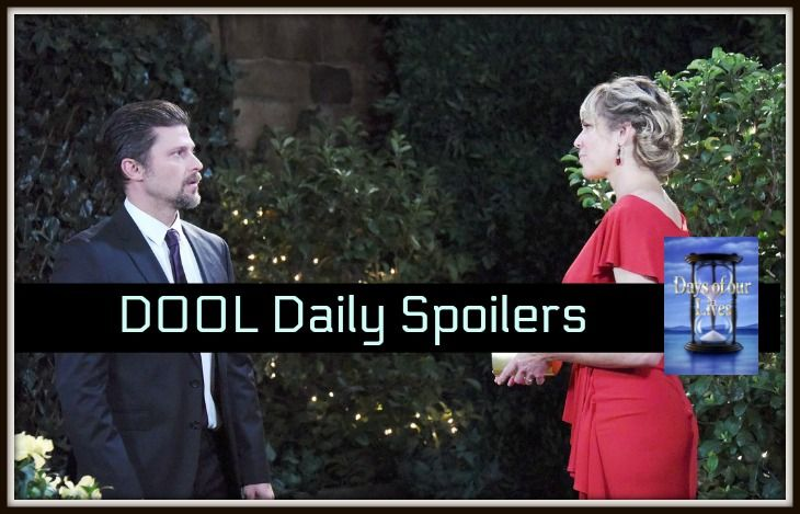 """""""Days of Our Lives"""" spoilers for Thursday, July 6, tease that Marlena (Deidre Hall) will try to help Lani (Sal Stowers) learn more about the night of the party. JJ (Casey Moss) couldn't recall much under hypnosis, but Lani will hope that her session might have better results. Marlena will do her bes"""