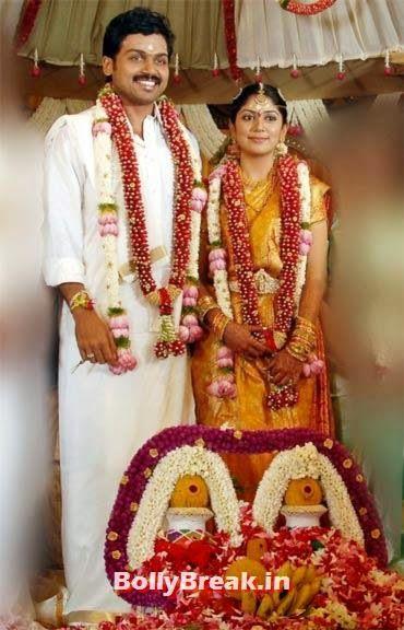 Karthi and Ranjini Tollywood Marriage Pics - South Indian Marriage Pics of Actresses & Actors - Pictures of South Cinema stars from Tollywood, Kollywood and Mollywood.  , #south #rambha #mamtamohandas #marriage #sneha #snehareddy #soundarya #karthi #prithviraj #aishwarya #ramcharanteja #upasanakamineni #dhanush #krishna #prasanna #prajithpadmanabhan #supriyamenon #indranpathmanathan #alluarjun #ranjini #ntrjr #lakshmipranathi #ashwinramkumar #janani #sathishkumar #sitara #saikumar #jyotika…