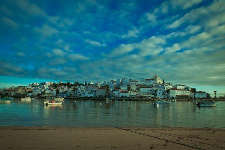 Ferragudo, Algarve, Portugal -