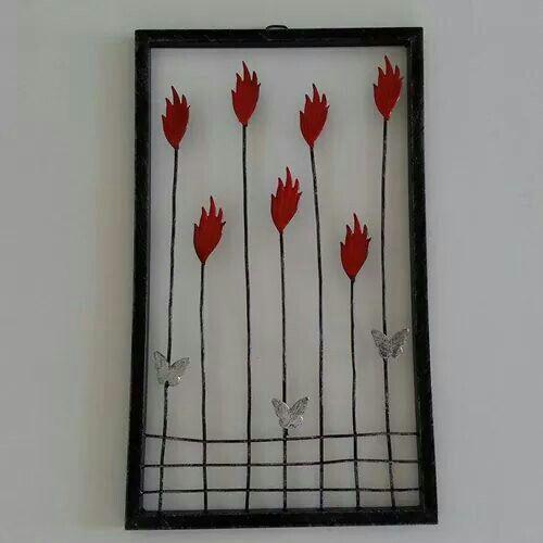 Handmade creation by art & metal