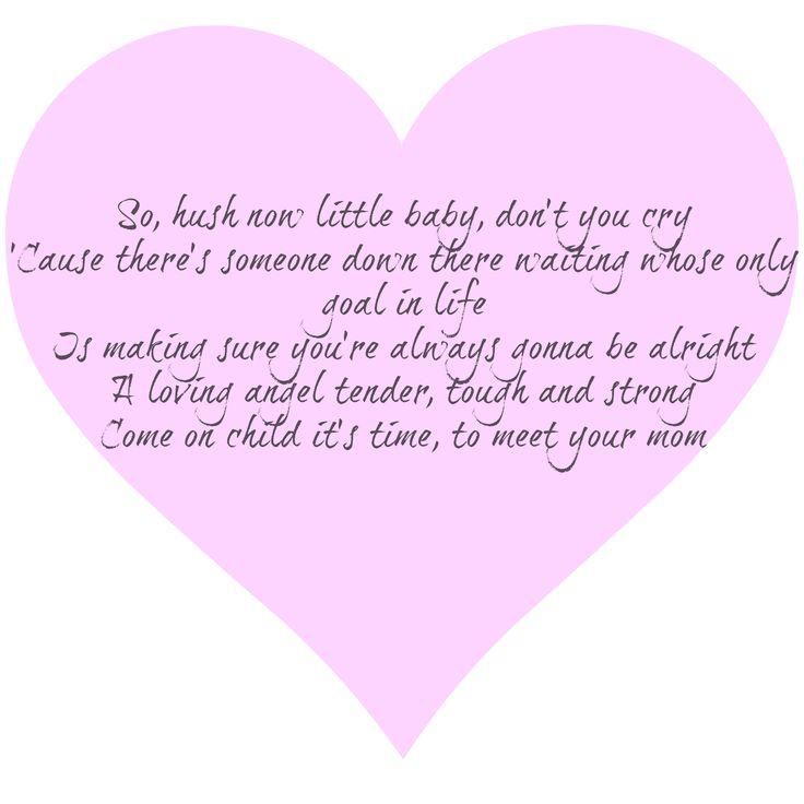 Lyrics to quot mom quot by garth brooks garthlovesmom