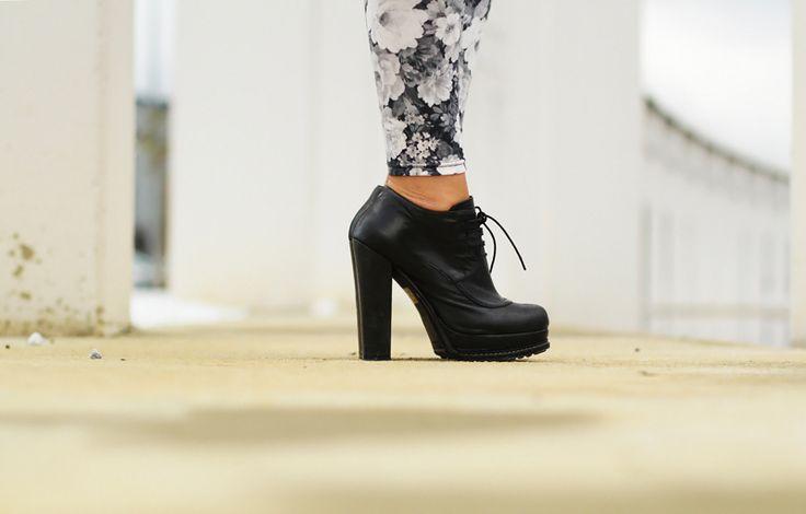 #fashion #shoes stivali tacco