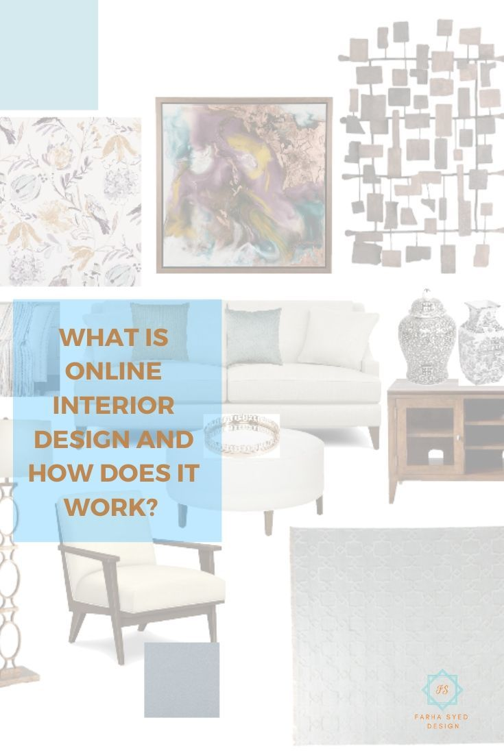 What Is Online Interior Design And How Does It Work Interior Design Online Interior Design Interior
