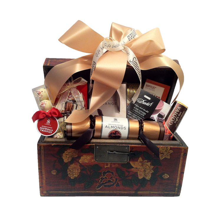 Holiday gift baskets Toronto - www.simontea.com