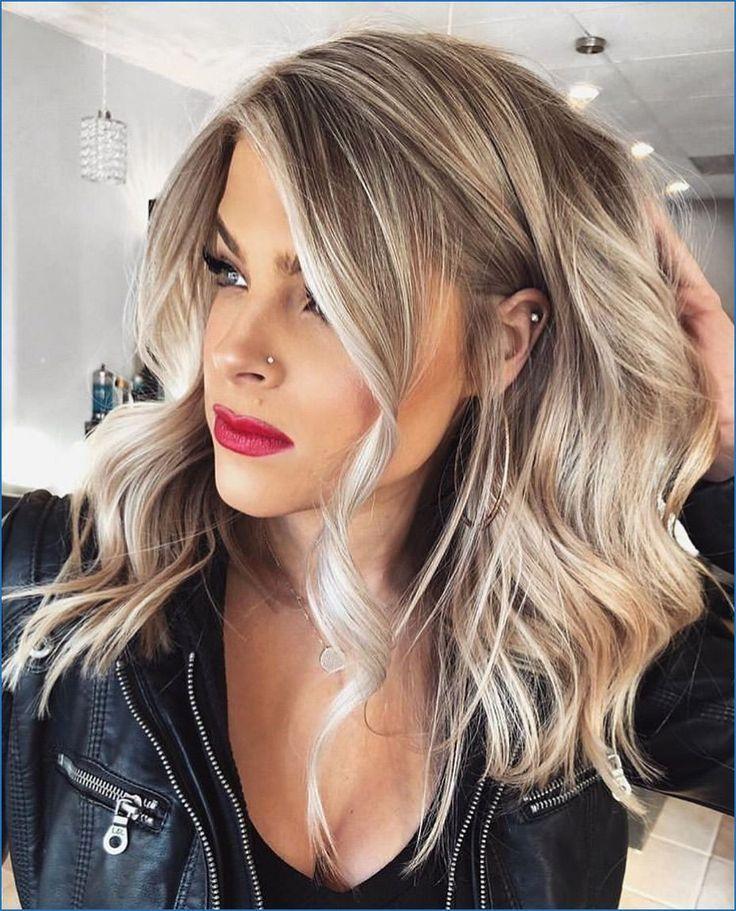 Was Fur Eine Haarfarbe Steht Mir In 2020 Frisur Lange Haare Locken Bunte Haare Haarfarben