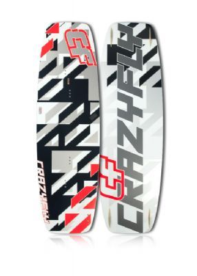 2012 Crazyfly Nuke -  Over 60% off 200USD 140x43