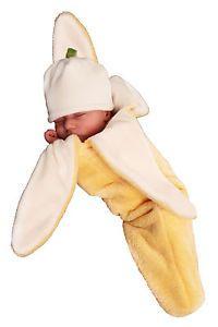 banana bunting | Anna Banana Bunting Princess Paradise Costume Baby Infant Newborn 0-1 ...