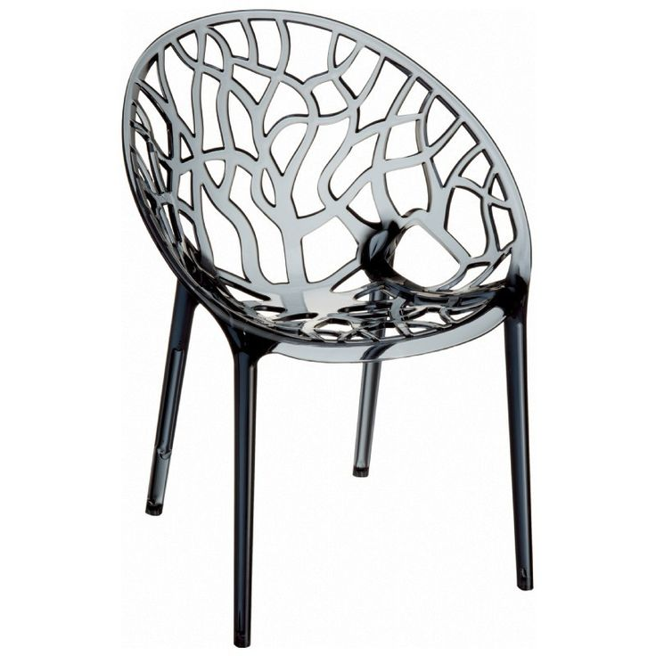 Marquee Dream Grey Polycarbonate Mallee Chair | Bunnings Warehouse
