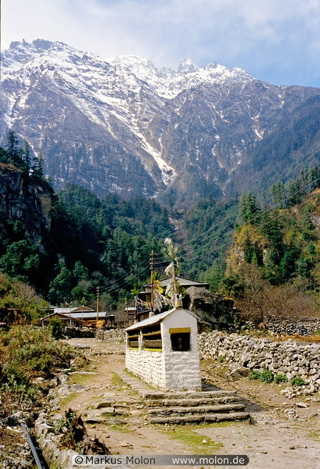 Manang , I remember this place so well...........loved the walk through....!!