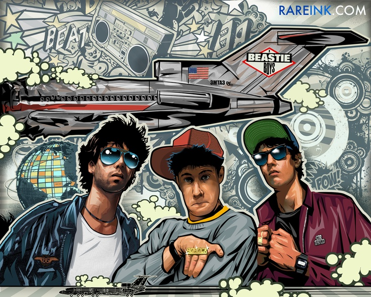235 best images about beastie boys on pinterest hip hop for Beastie boys mural