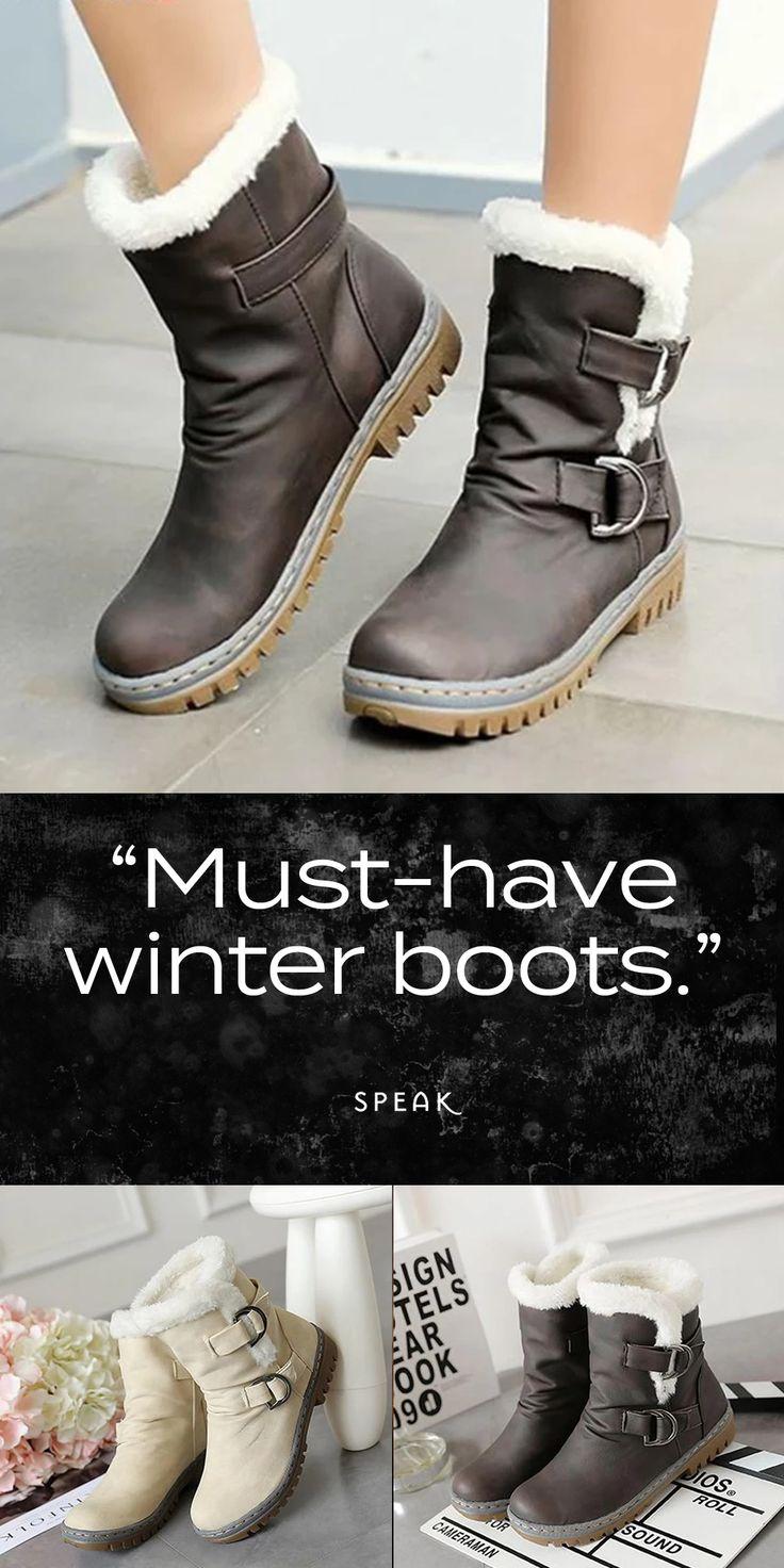 Jenara Fleece Boots
