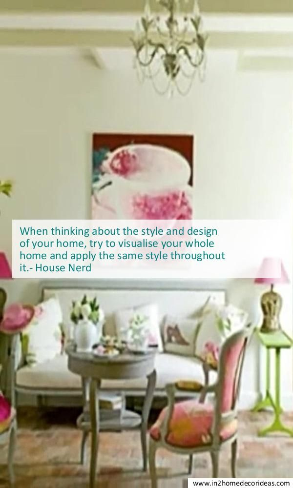DIY home decor - more creative styling suggestions to inspire your