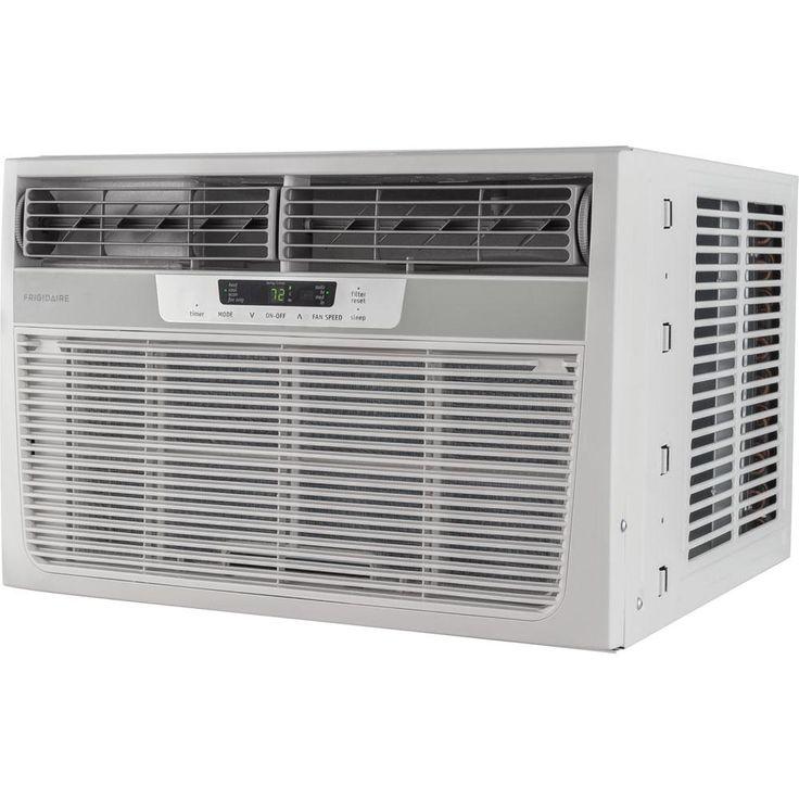 $439 - Frigidaire FFRH0822R1 8000 BTU 115-volt Compact Slide-Out Chasis Air Conditioner/Heat Pump with Remote Control