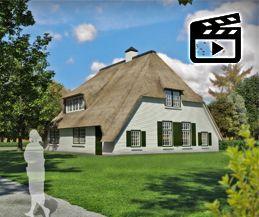 Luxe woonboerderij camping de Kleine Wolf, ontwerp Archetex Lemelerveld