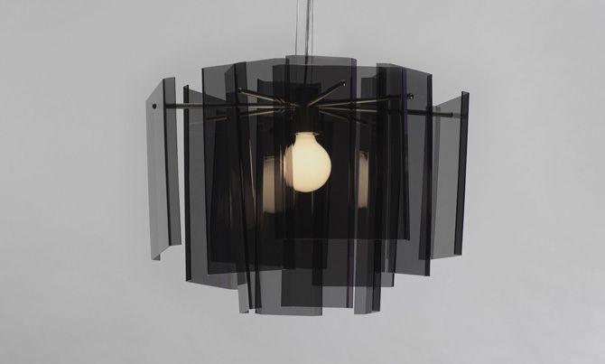 Maze lamp by Rudi O. Wulff.Pendants Lamps, Lighting, Trav'Lin Lights, Northern Lights, Lights Bulbs, Maze Lamps, Pendants Lights, Lights Maze, Maze Pendants