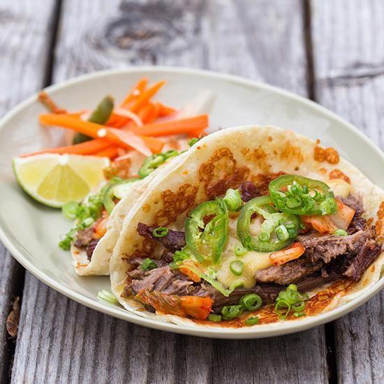 Best Taco Spots: East Side King; Austin
