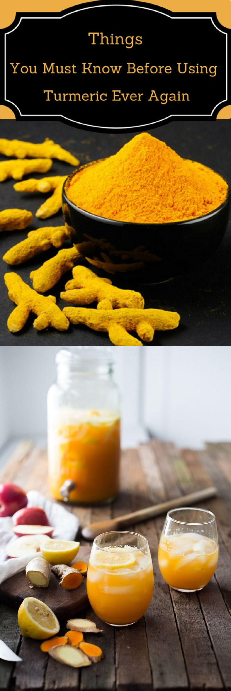 Things You Must Know Before Using Turmeric Ever Again (food tips hacks)
