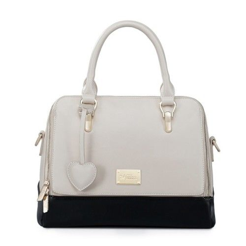 Fashion handbags color blocked personalized womens bags BS-170709-15-Lovelyshoes.net