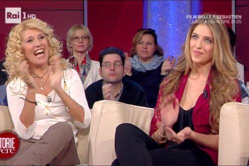 "Spettacoli: #Maria #Teresa #Ruta show a Storie vere tra lacrime e risate: ""Mia figlia mi dirige a teatro"" (link: http://ift.tt/2i20XG1 )"