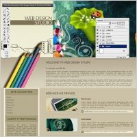 Web Design California Web Design Studio Template