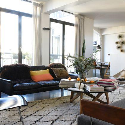 ルールを知りたい美しく暮らすパリジェンヌの自宅へ