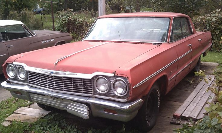 1964 Chevy Impala suicide doors | 1964 impala for sale