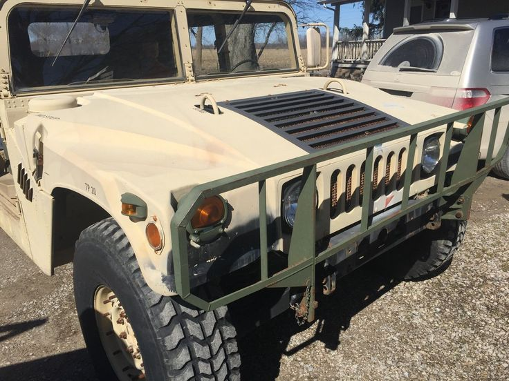 1991 Am General Hmmwv M998 Humvee Cars Trucks By Autos Post